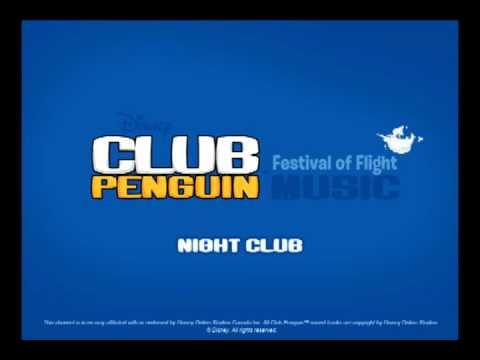 Club Penguin Music: Festival of Flight - Night Club
