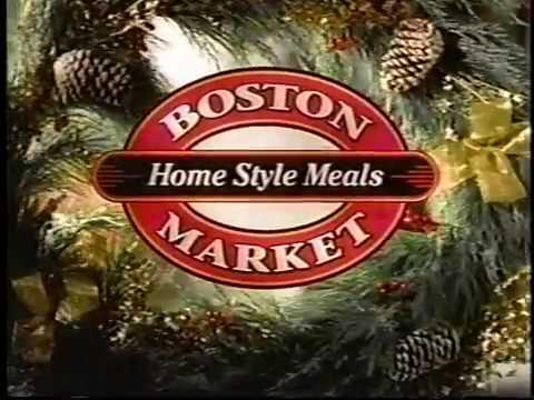 Boston Market ad, 2001 - YouTube