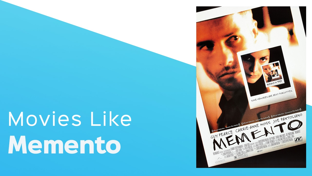 Download Top 5 Movies like Memento - itcher playlist