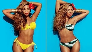 Beyonce Furious with H&M Over Photoshoot Pics!!!
