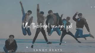 En thavarai nee maraithai 😍 friendship status 💕 Sandy Beats