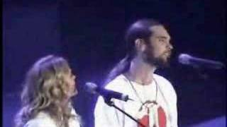 Carrie Underwood and Bo Bice- God Blessed the Broken Road