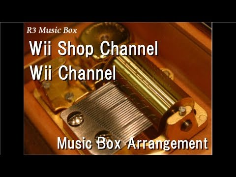 Wii Shop ChannelWii Channel  Box