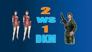 2 WS 1 DKM -  WOLFTEAM
