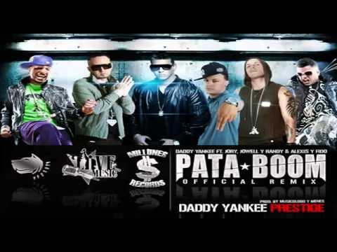 Pata Boom (Remix) Daddy Yankee Ft. Jory, Jowell y Randy, Alexis y Fido ( NEW NUEVO 2011 ).m4v
