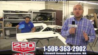 290 Auto Body - October 19, 2013 - Worcester Auto Showcase - WorcesterTV.c