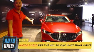 Mazda 3 2020 đẹp thế này, bá đạo phân khúc?