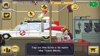 Ghostbusters Beeline Interactive Inc. For Iphone HD Live Commentary Episode 1