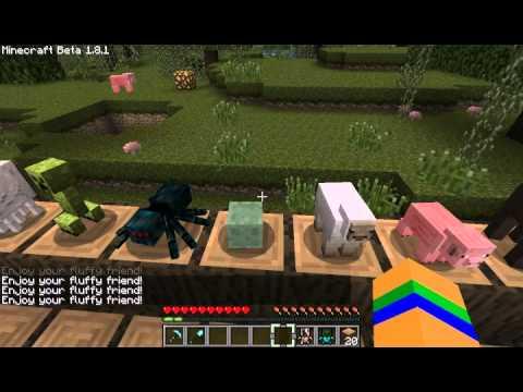 #02 Minecraft Mody