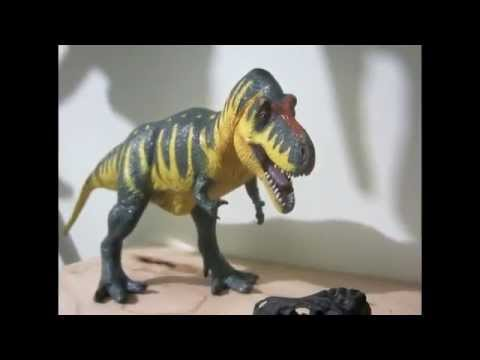 The Dinosaur and other Prehistoric Animal Figure Files 02 BACKGROUND