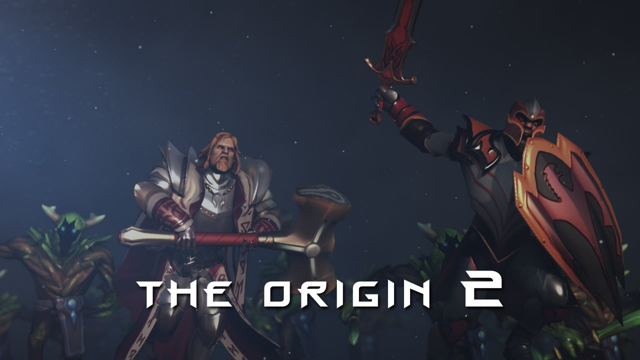 dota 2 the origin 2 movie youtube