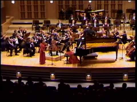 (3) Beethoven Triple Concerto, op. 56 Largo Rondo alla Polacca (part 1)