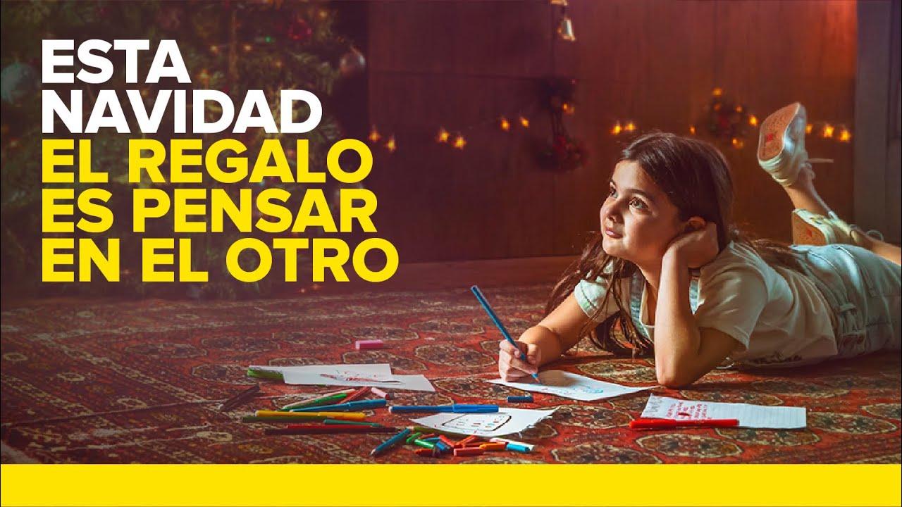 Esta Navidad el Regalo es Pensar en el Otro | Argentina | Mercado Libre