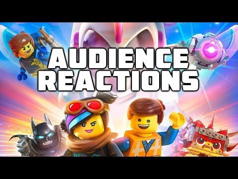The Lego Movie Part 2 {SPOILERS}: Audience Reactions | February 7, 2019