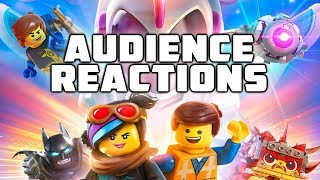 The Lego Movie Part 2 {SPOILERS}: Audience Reactions   February 7, 2019