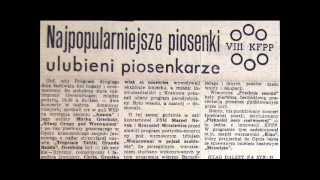 """Marcel Novek - """"Kiedy przyjdziesz"""" Opole 70"""