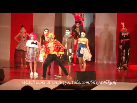 Vogue Fashion Show by NIFT Mumbai | Mood Indigo 2015-16 | IIT Bombay