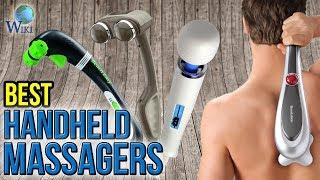 10 Best Handheld Massagers 2017