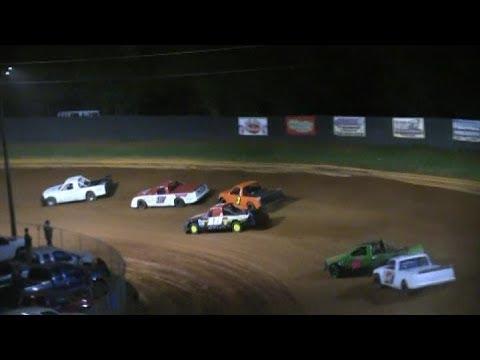 Pro Truck Main @ Toccoa Raceway August 5th 2017