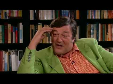 Stephen Fry interview Clive James, 31st May 2018