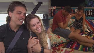 Bachelor in Paradise: Blake FINALLY Leaves Paradise Along With Kristina, Dean AND Caelynn!