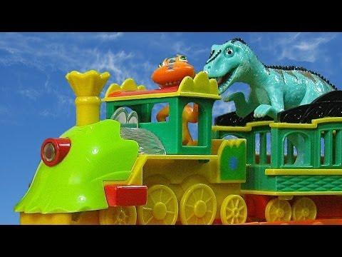 Dino Track Adventure Set Dinosaur Train Buddy Laura Mr Conductor
