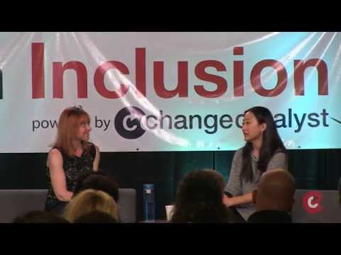 Fireside Chat with Christine Tsai & Melinda Epler | Tech Inclusion SF 2015