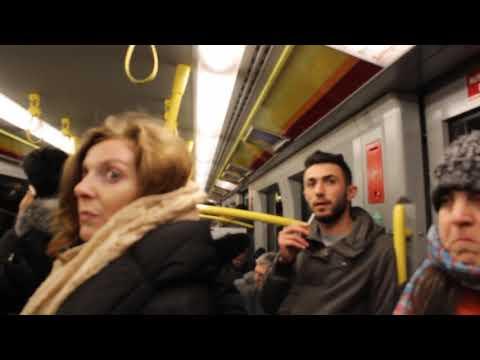 Is Vienna Metro Train World Class? How to travel in Vienna, Austria?