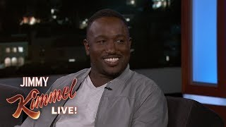 Hannibal Buress Thinks Making Movies is Boring