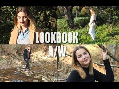 Lookbook Outono/Inverno | Video