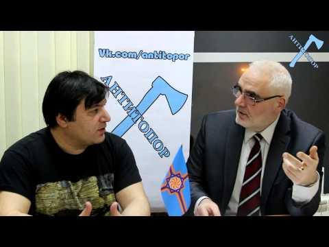 Интервью с председателем парламента Западной Армении Арменом Тер Саркисяном