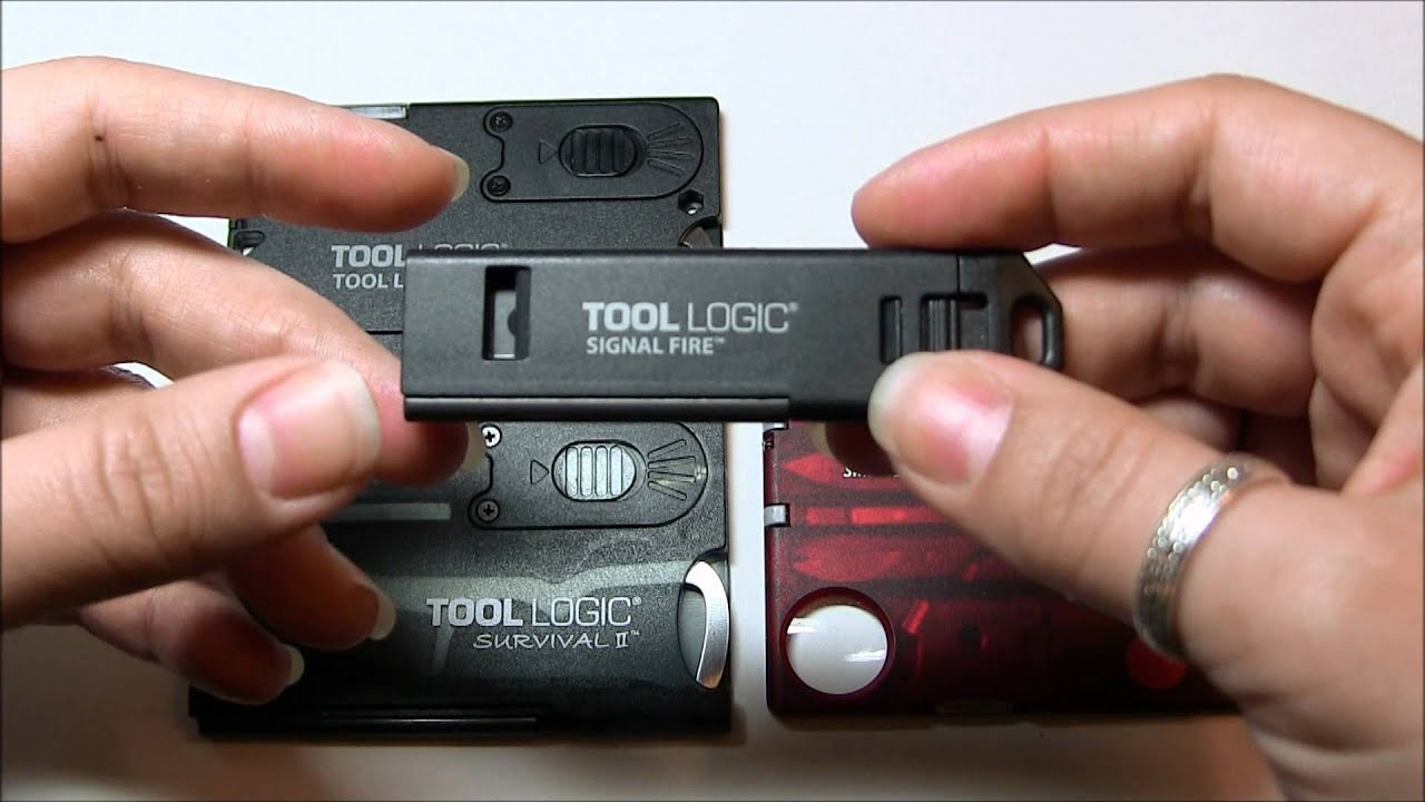 Multi Tool Card Comparison Tool Logic And Victorinox