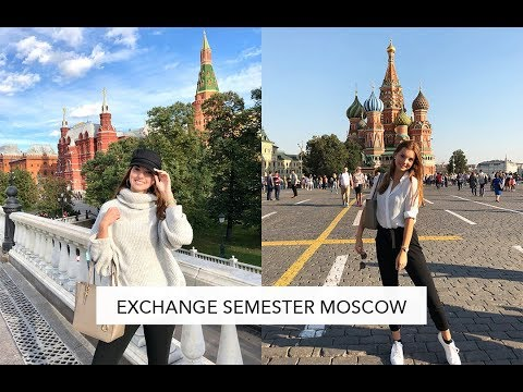 EXCHANGE SEMESTER MOSCOW 2018/19