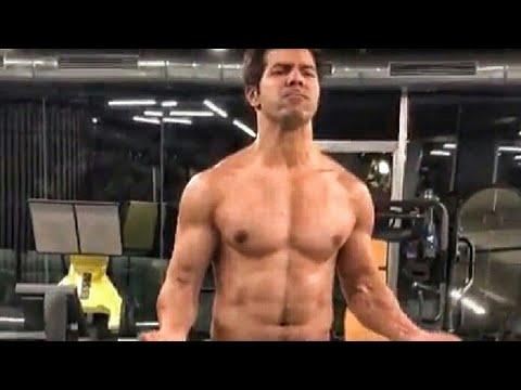Varun Dhawan's Gym Wor...