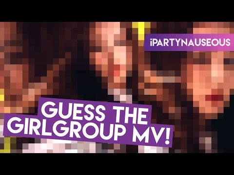 Guess the K-pop MV Game // Girl Group edition