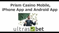 Prism Casino Mobile, iPhone App and Android App