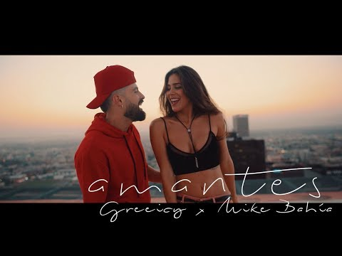 Thumbnail: Greeicy ft Mike Bahía - Amantes (Video Oficial)