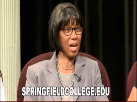 Springfield College Forum, 4/26/15