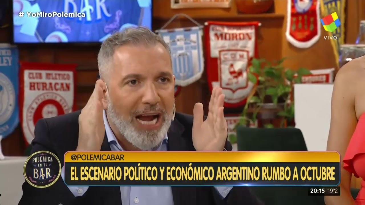Martes negro para la economía Argentina