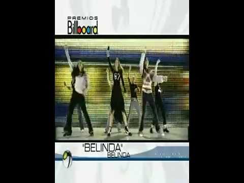 Belinda NOMINADA en los Billboard Latin Music Awards 2004 | Album Pop del Año Femenino