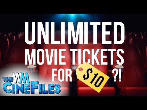 AMC to SUE MoviePass Over $10 All You Can Watch Subscription  The CineFiles Ep. 34