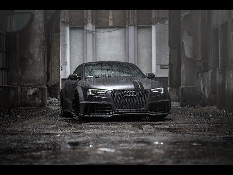 *The loudest Audi in Poland ! *Audi S5 SR66 [B3 Tour] / Jordan Burns - Weekend