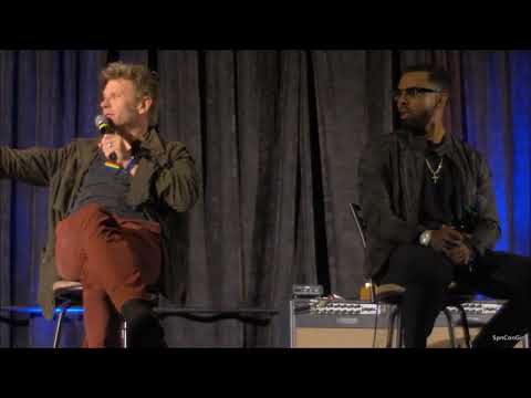 SpnPitt 2018 Mark Pellegrino and Christian Keyes FULL Panel Supernatural