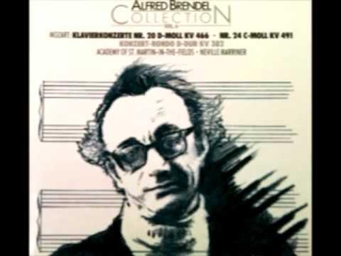 Mozart Piano Rondo D Kv 382 Alfred Brendel