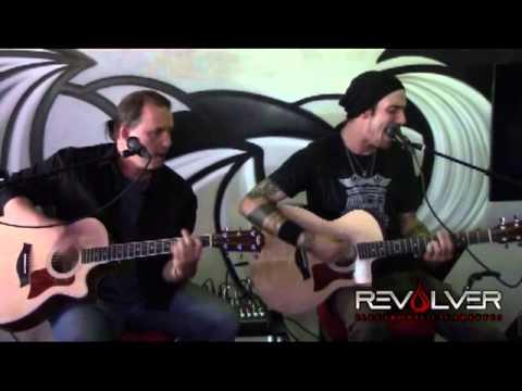 Adam Gontier Acoustic Set at the Revolver Vapor Lounge June 2013