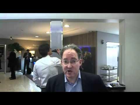 Davos 2012 - Gideon Rachman