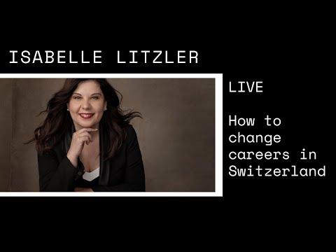 Online Event: How to change careers in Switzerland