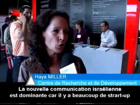 TELECOM ISRAEL : INNOVATIONS ET TECHNOLOGIES HIGH-TECH