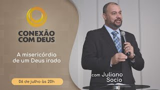 Conexão com Deus - 06/07/2020 | Rev. Juliano Socio