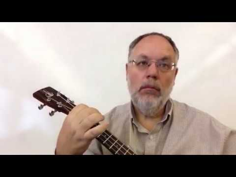 Stairway To Heaven Intro For Ukulele Chordmelody Youtube